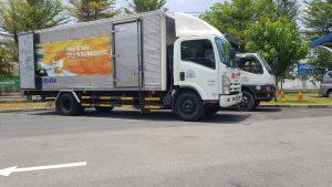 Cho thuê xe tải
