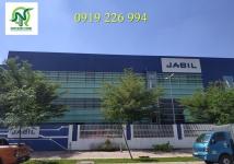 Ống thép luồn dây Tập đoàn Jabil