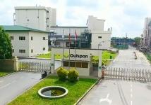Máng lưới nhà máy cà phê Outspan