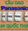 Cầu dao, công tắc Panasonic