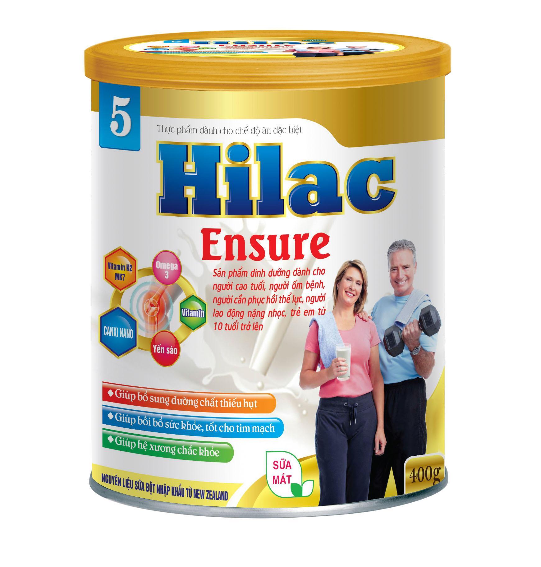 Hilac Ensure người cao tuổi, người ốm