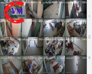 Hệ thống Camera văn phòng quận 9