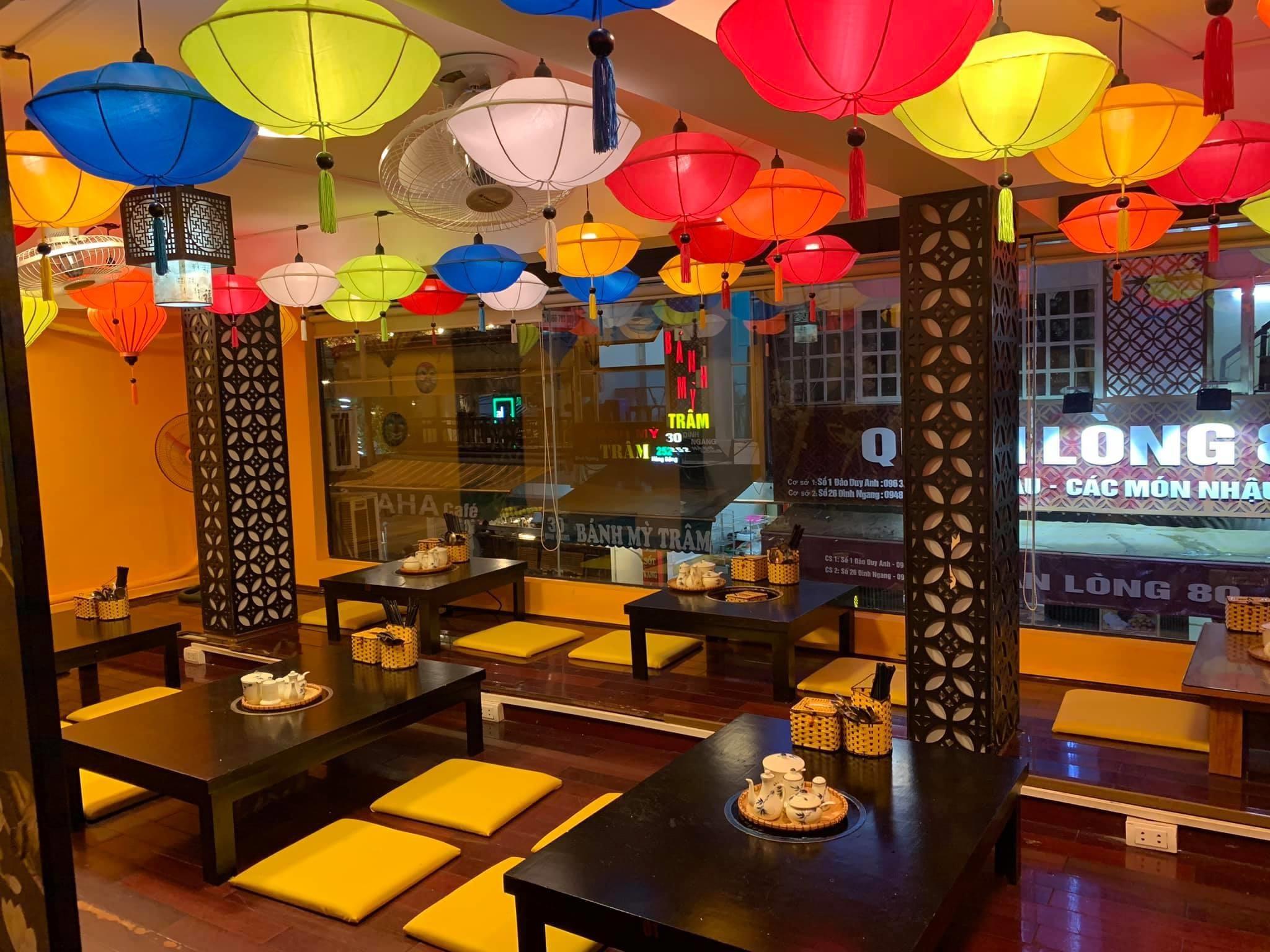 Hình ảnh nhà hàng