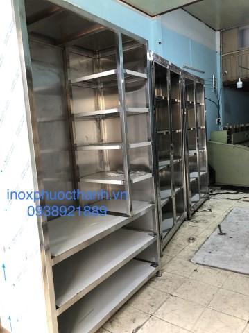 Tủ inox MS 01
