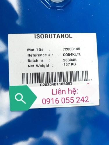 Iso - Butanol