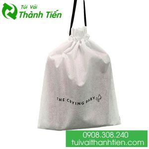 Túi vải có dây rút
