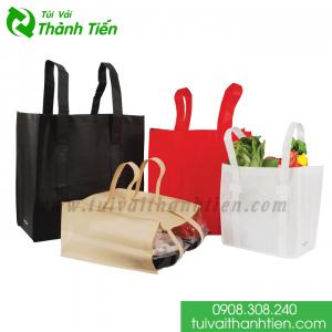 Túi vải không dệt đựng thực phẩm
