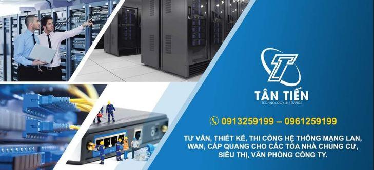Lắp đặt, bảo dưỡng hệ thống mạng