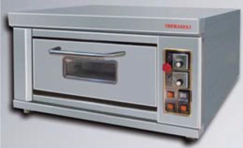 Lò nướng bánh Gas 1 tầng