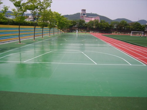 Sân thể thao