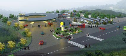Dịch vụ thiết kế cảnh quan đô thị