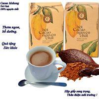 Cacao Mekong các loại