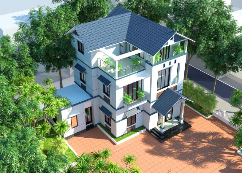 Thiết kế thi công biệt thự