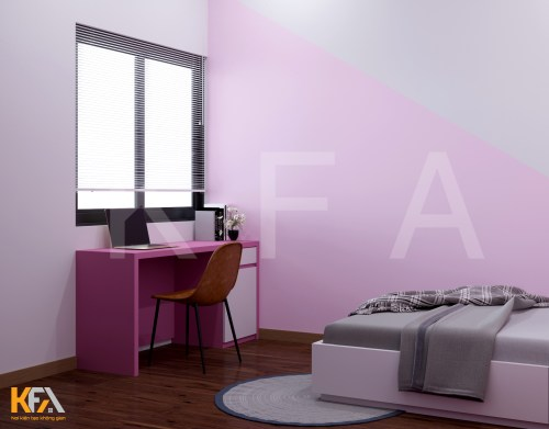 Phòng ngủ trẻ con