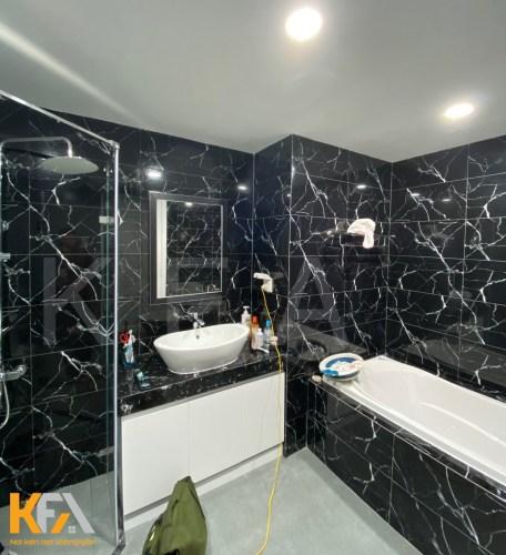 Phòng tắm, phòng vệ sinh