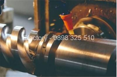 Máy móc, dây chuyền nhà máy