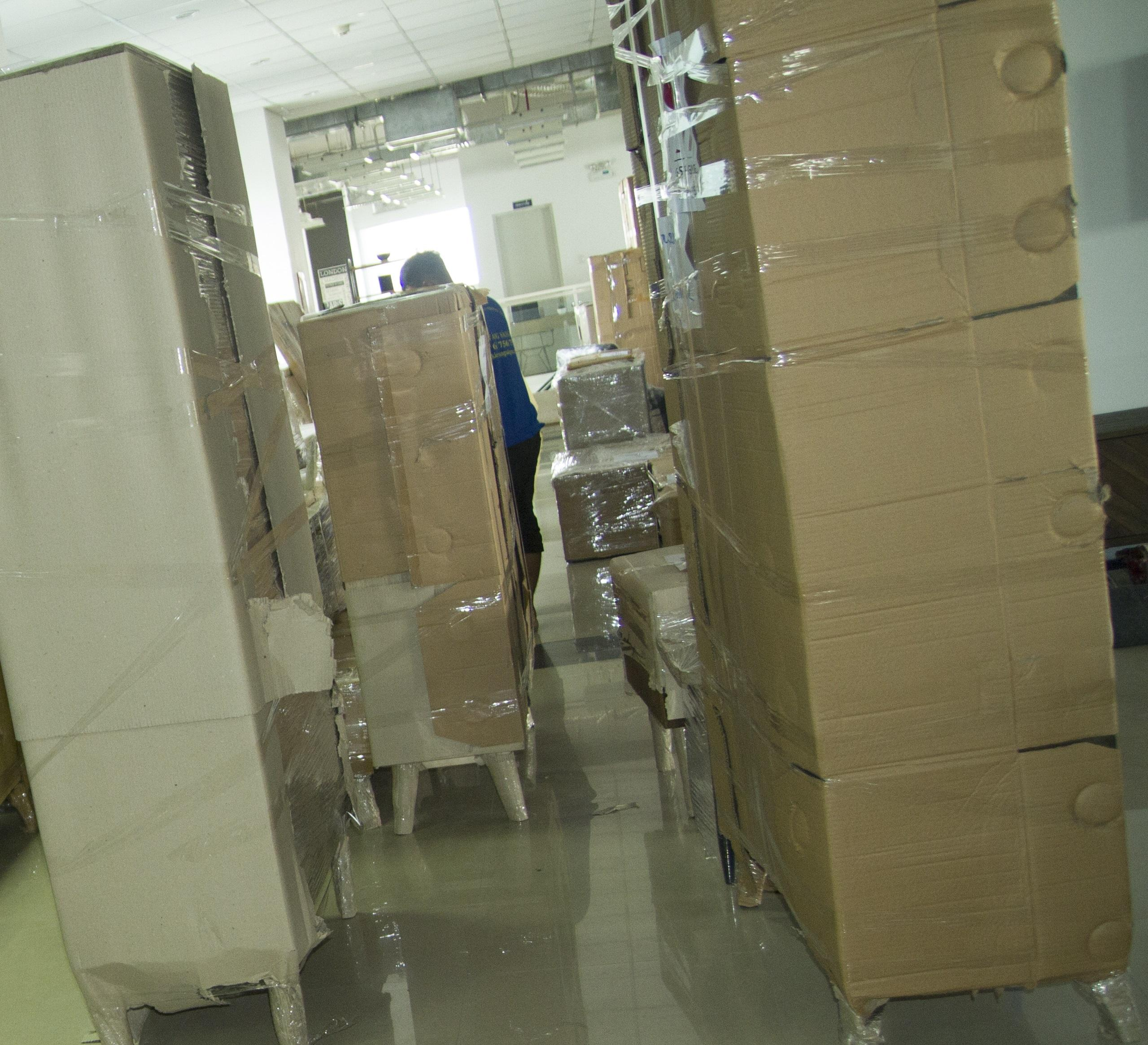 Dịch vụ đóng gói đồ dễ vỡ