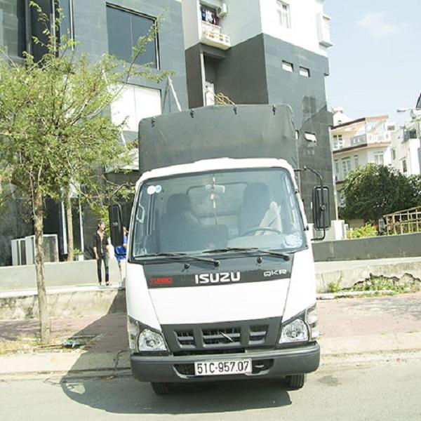 Dịch vụ cho thuê xe tải