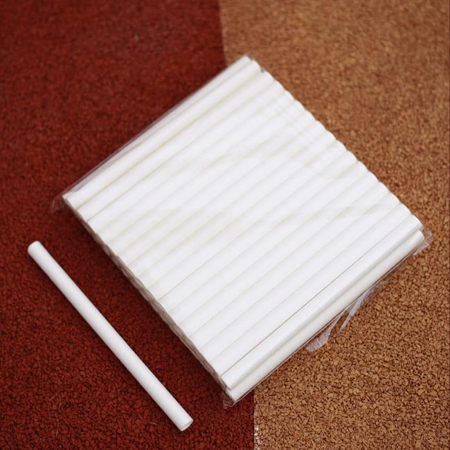Ống hút giấy 12x197