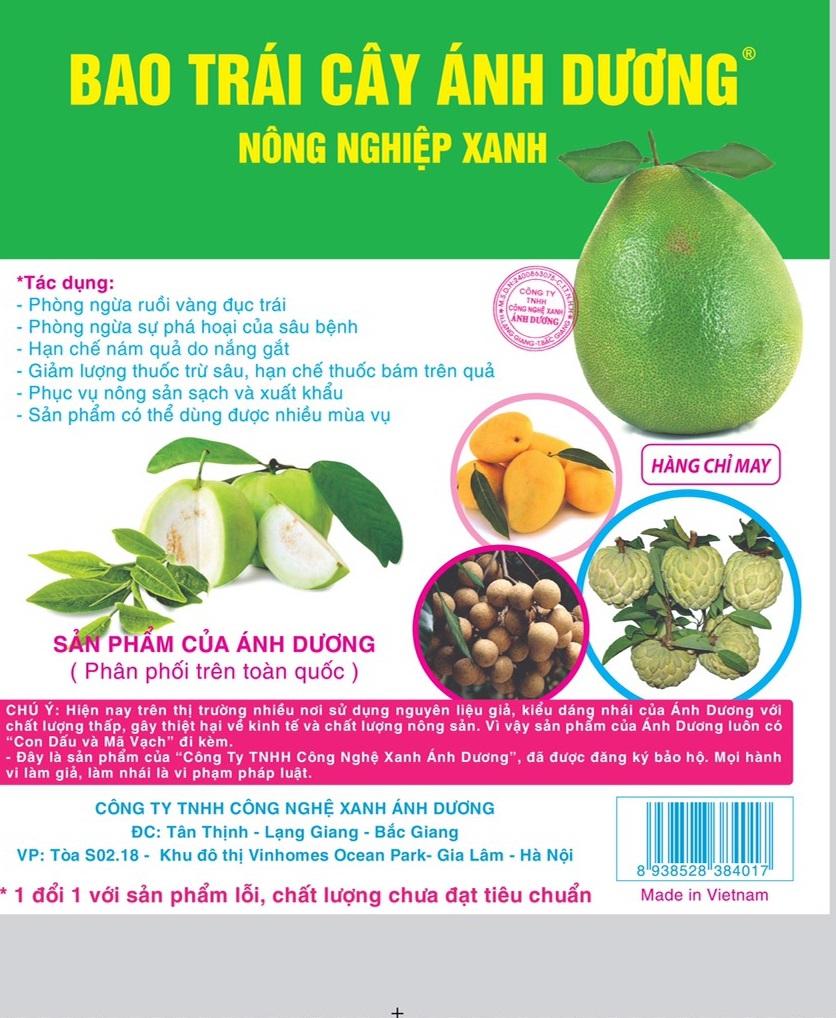 Bao trái cây