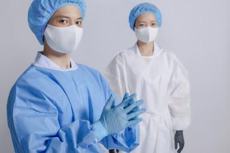 Trang thiết bị y tế phòng dịch