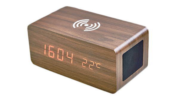 Đồng hồ gỗ