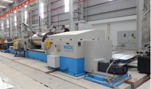 1.Máy mài trục cán cho nhà máy thép cán nóng, cán nguội