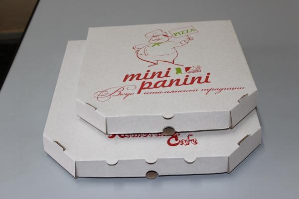 Hộp đựng bánh pizza in offset