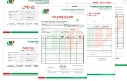 In hóa đơn