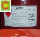 Hóa chất Axeton