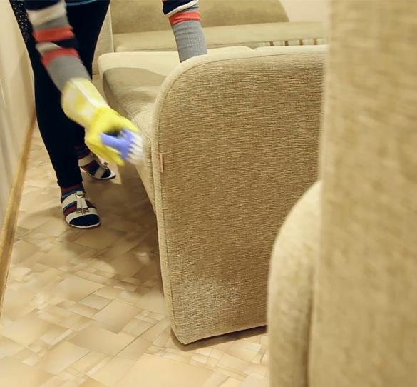 Dịch vụ vệ sinh ghế sofa