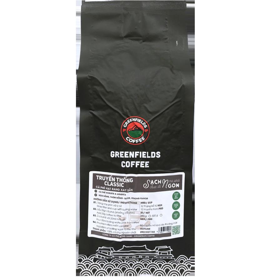 Cà phê phin truyền thống