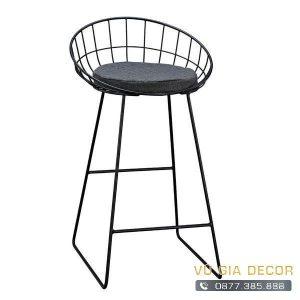 Ghế bar sắt