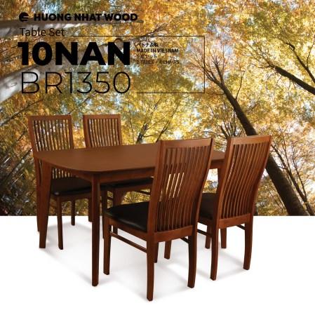 Bộ bàn ghế gỗ