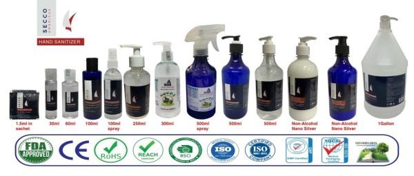 Nước rửa tay kháng khuẩn