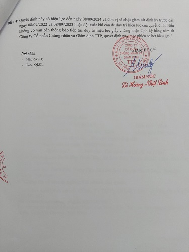 Hồ sơ công ty