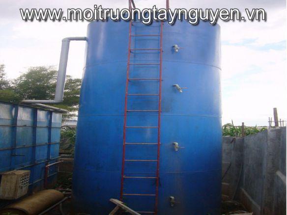 Hệ thống xử lý nước thải nước chấm