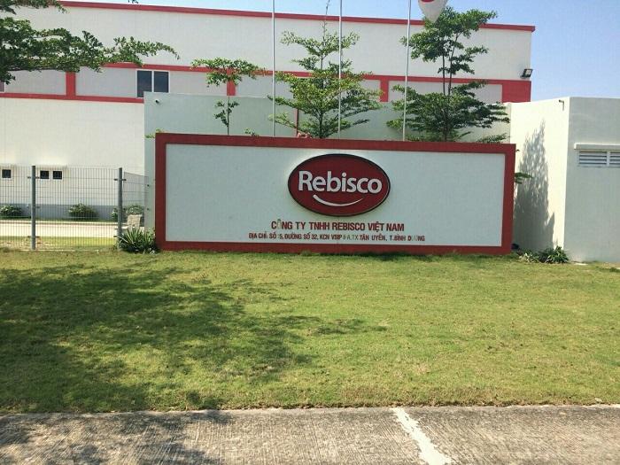 Căn hộ Rebisco Bình Dương