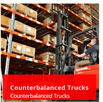 Counterbalanced Trucks