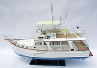 Mô hình du thuyền