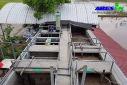 Thi công hệ thống xử lý nước nước thải