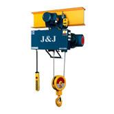 Pa lăng cáp điện dầm đơn J&J