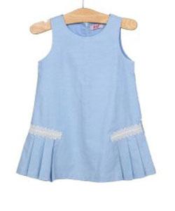 áo váy bé gái