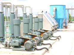 Hệ thống xử lý khí thải