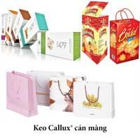 Keo Callux cán màng