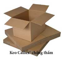 Keo Callux chống thấm