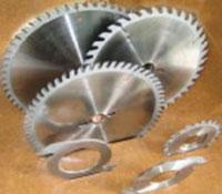 Lưỡi cưa đĩa thép gió và thép hợp kim