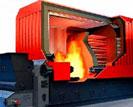 Lò dầu tải nhiệt dạng ghi xích OZL