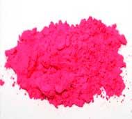 Bột màu hồng phấn