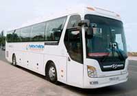 Cho thuê xe du lịch Huyndai 45 chỗ